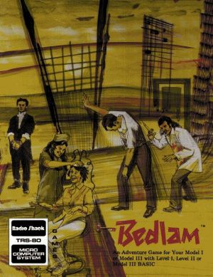Bedlam: The Game by Christopher Brookmyre