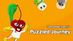 Commander Cherry's Puzzled Journey